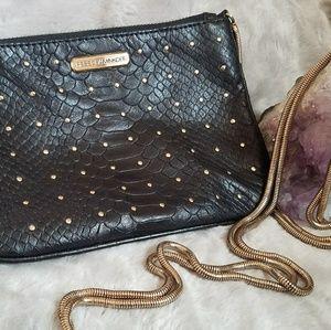 Rebecca Minkoff snakeskin crossbody bag